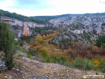 Cañones Río Lobos,Valderrueda;Términos de montaña diccionario de montaña gente para andar en ma